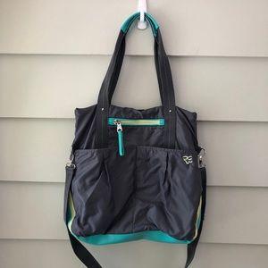 Rare Earth Store Mountain Yoga Gym shoulder Bag